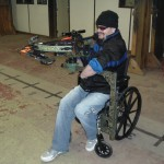 Disabled Soldier Crossbow